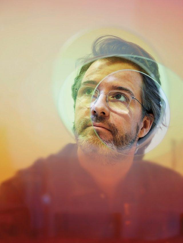 Portrait of Olafur Eliasson Photo: Ari Magg, 2014 ⓒOlafur Eliasson