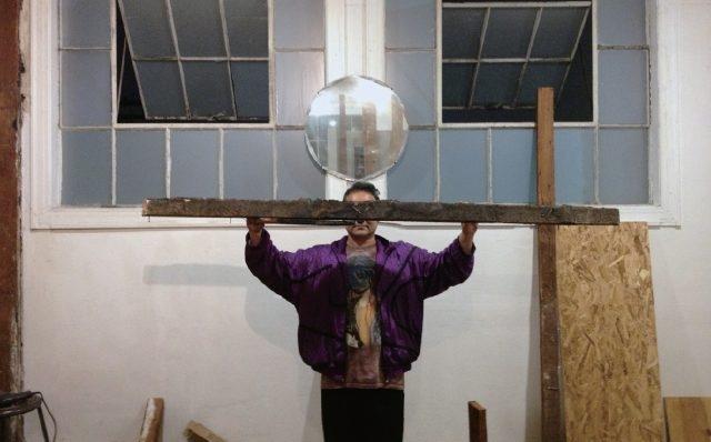 비공식적 인디미술계의 리더, 영 청
