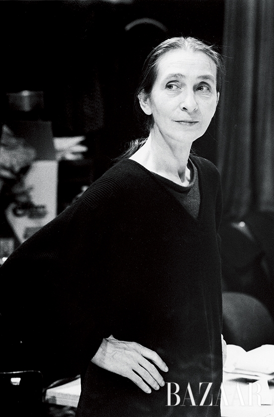 Wilfried Krüger, Portrait of Pina Bausch, © Pina Bausch Foundation