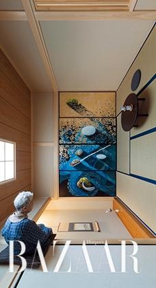 오이와 오스칼(Oscar Oiwa), '방 속의 방', 2016, Photo: Yasushi Ishikaw