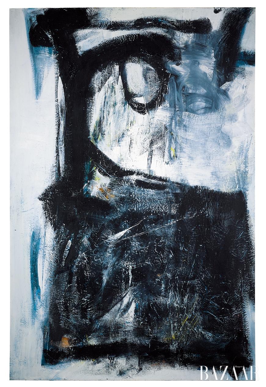 피터 래니언(Peter Lanyon), 'Witness', Oil on Canvas