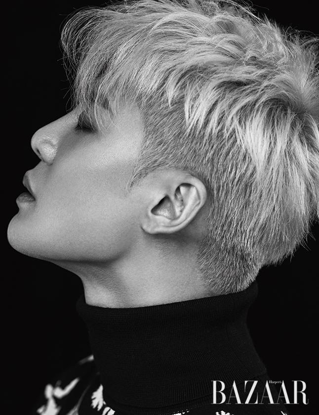 김준수에 관한 몇 가지 편견-Harper's BAZAAR 2016년 11월호