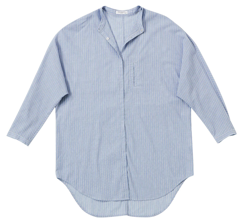 래글런 소매의 박시한 셔츠는 가격 미정으로 <strong>Equipment by BOONTHESHOP</strong>