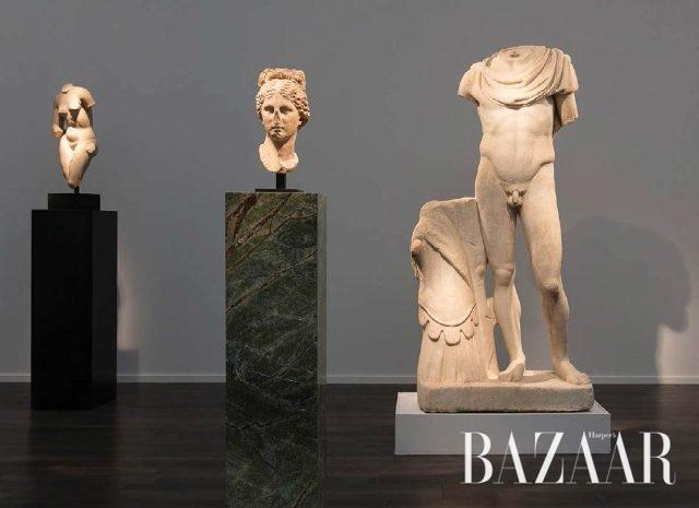 프리즈 마스터스의 고대미술 작품들은 이곳을 찾는 아티스트들에게 심원한 영감의 원천이 되어준다
