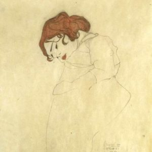 Sleeping Girl, 1911