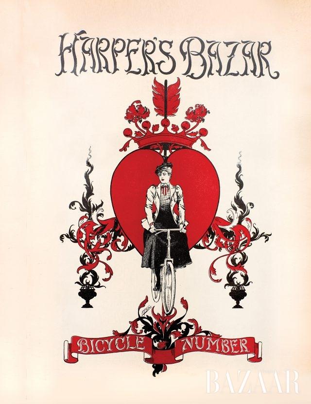 해리 위트니 맥빅카(Harry Whitney McVickar)가 일러스트레이션을 한 1896년 3월 14일호