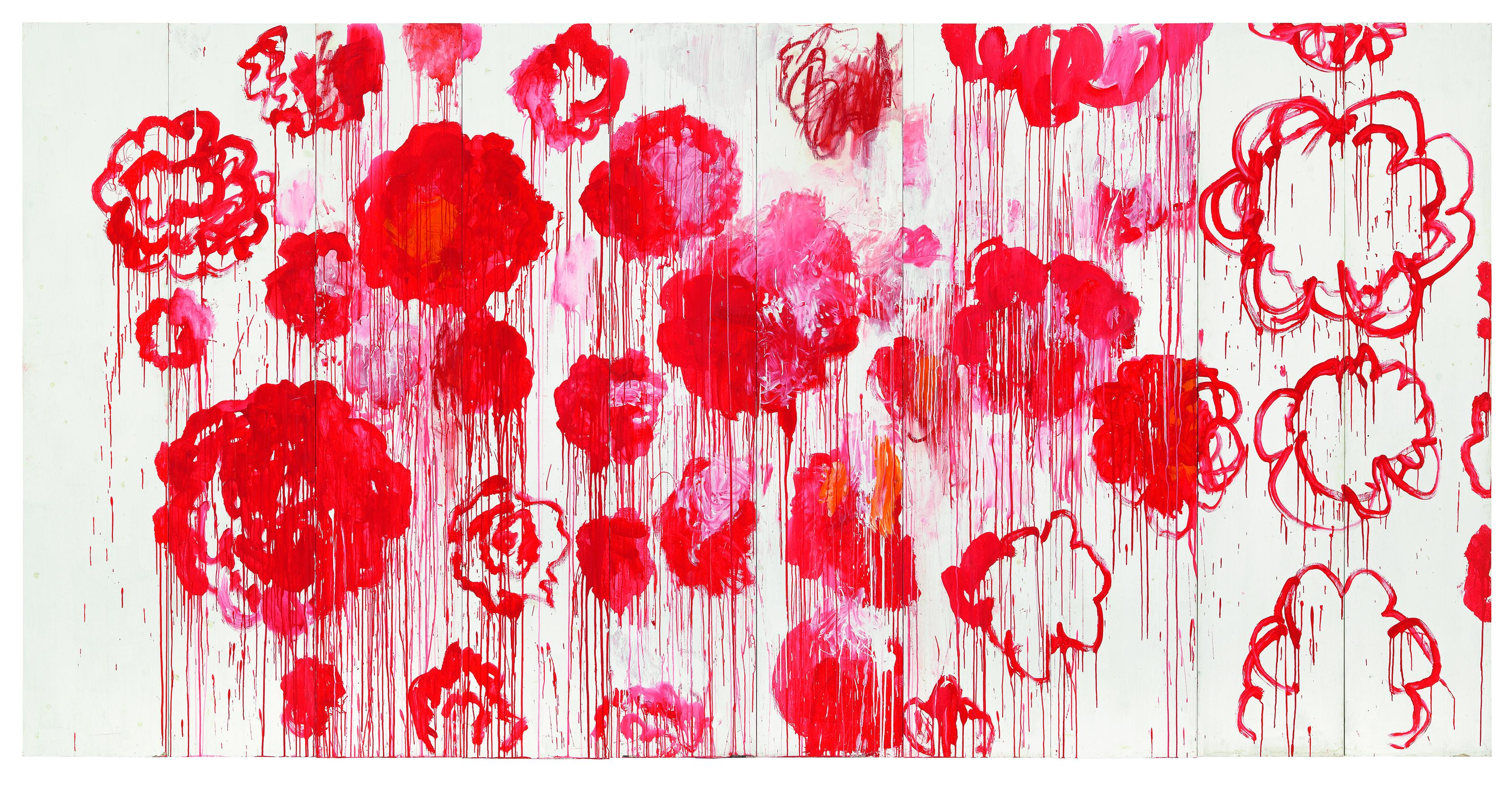 'Blooming', 2001-2008