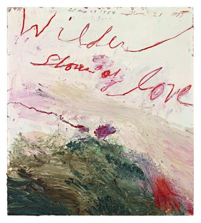 'Wilder Shores of Love', 1985