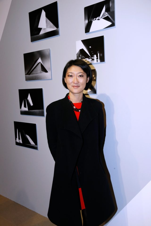 PARIS, FRANCE - JANUARY 13: French minister of Culture and Communication Fleur Pellerin attends the 'Jean Nouvel and Claude Parent, Musees a venir' Exhibition Opening at Galerie Azzedine Alaïa on January 13, 2016 in Paris, France. (Photo by Bertrand Rindoff Petroff/Getty Images)