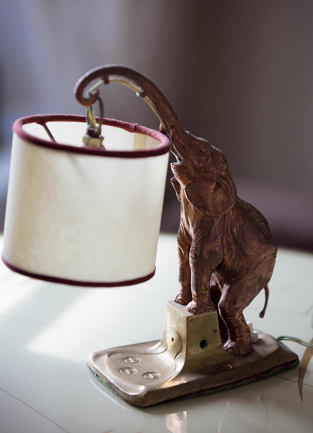 그녀의 행운 램프