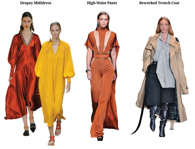 Roksanda / Tibi / Balmain / Vetements