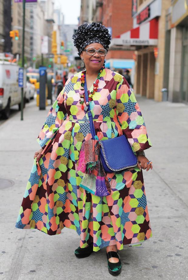 Maureen Gumbe, Union Square, NYC