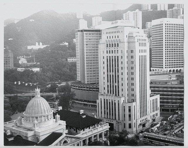 'Hong Kong', 1982, (from a Group of Ten works)Gelatin silver print, 20.3×25.4cm