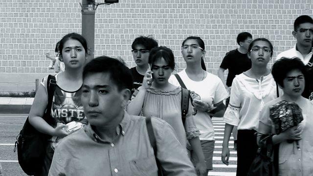 '썰매', 2016, 싱글 채널 비디오, 17분 27초, SeMA 비엔날레 미디어시티 서울 2016 커미션