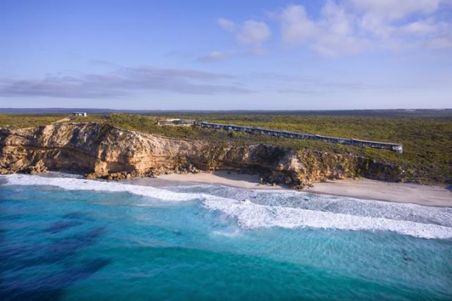 위치 : 사우스오스트레일리아 캥거루섬 southernoceanlodge.com.au