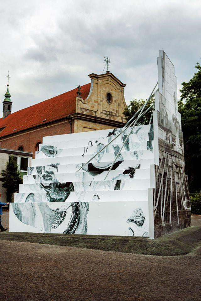펠레스 엠파이어, 'Sculpture', 2017