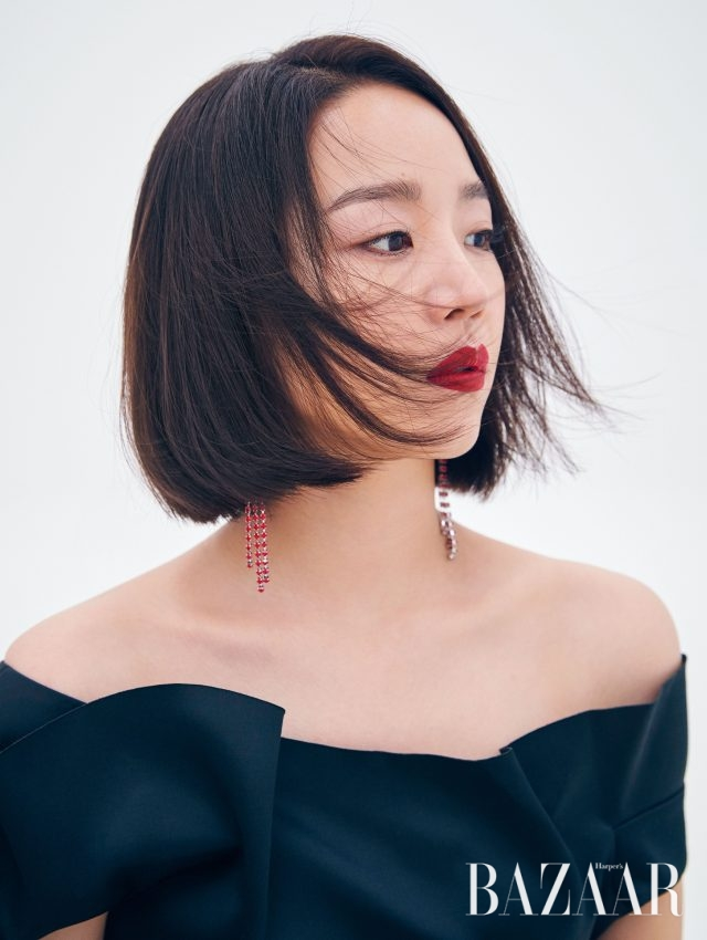 신혜선 인터뷰 - 바자