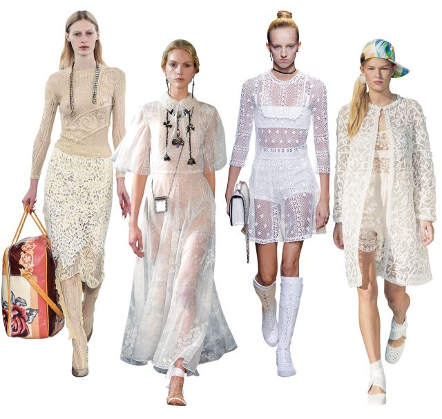 Balenciaga / Valentino / Dior / Chanel
