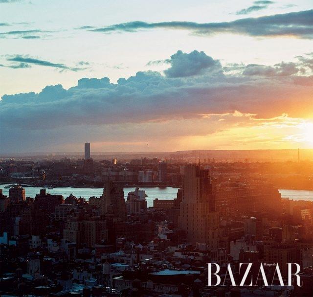 뉴욕 패션 위크, 제시카 - 하퍼스 바자