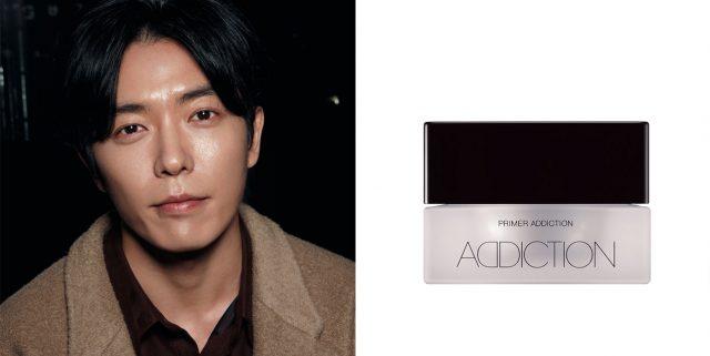 여심의 온도를 뜨겁게 높이고 있는 배우 김재욱의 선택은 오랫동안 피부를 산뜻하게 유지해주는 '프라이머 어딕션'! Addiction 프라이머 어딕션 30g, 4만8천원