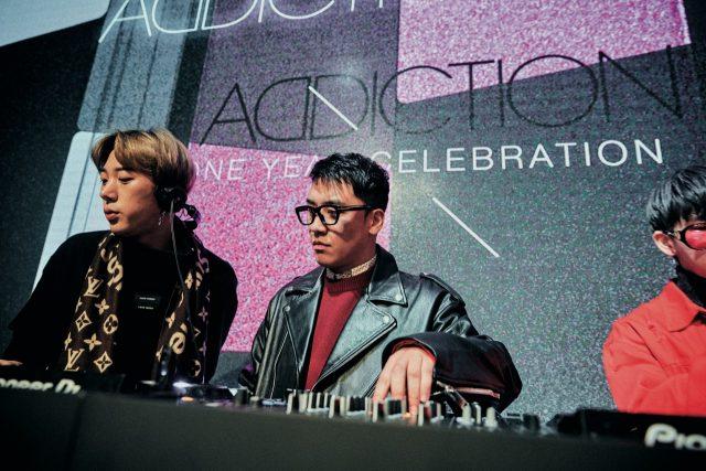 파티의 대미를 장식한 DJ 승리.