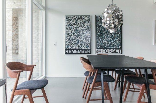 얀 한센(Jan S. Hansen)의 'Remember And Now Forget'(2012) 설치 전경.