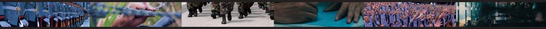 '군대: 60만의 초상', 2채널 영상, 17:00 영상 스틸, 2016