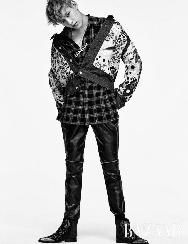 Lucky 7 Boys - Harper's BAZAAR Korea 2016년 10월호