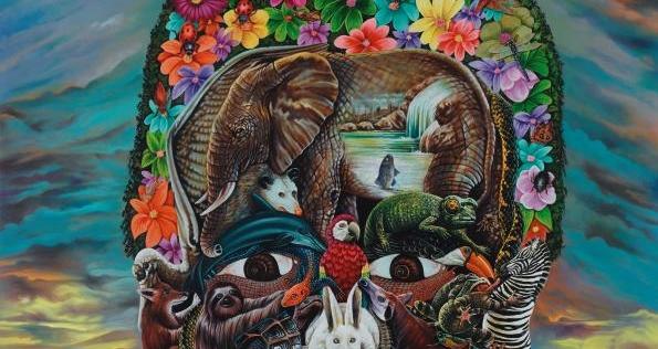 까르띠에 현대미술재단의 '위대한 동물 오케스트라' 전시회.