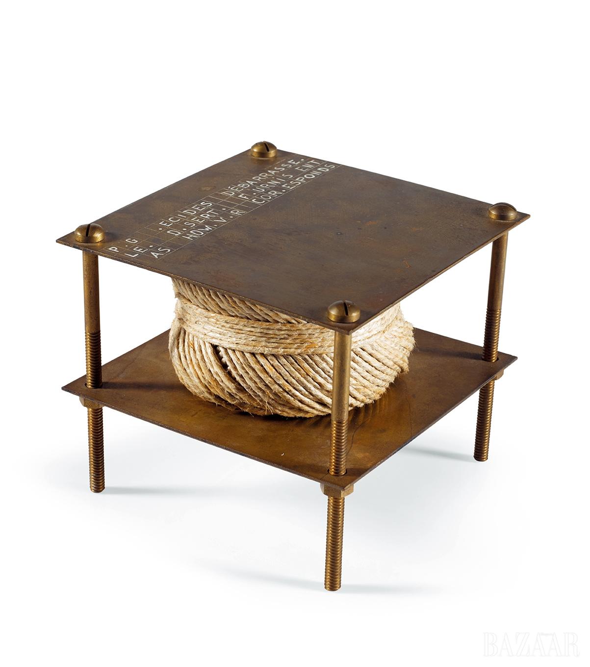 마르셸 뒤샹(Marcel Duchamp), 'A Bruit Secret', Bronze with Cotton Reel, otton Reel, 11cm, 1964