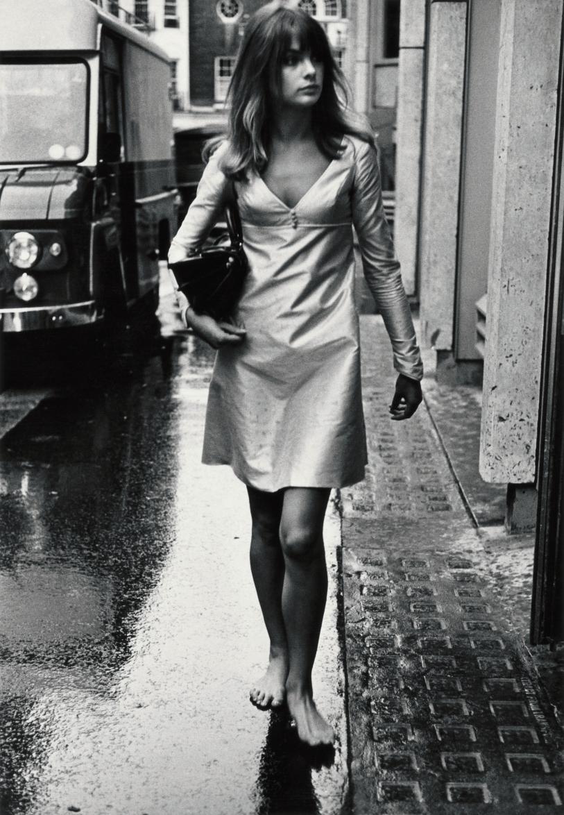 1963년 진 슈림턴의 모습