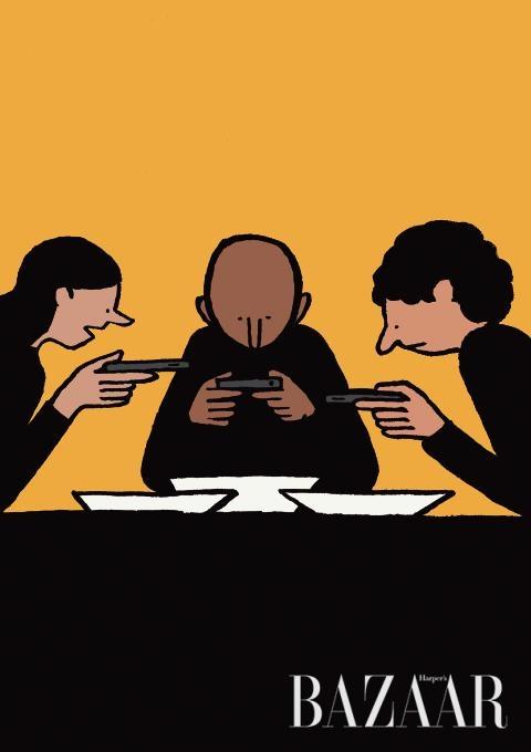 소셜미디어는 더 이상 '#소통'을 위한 공간이 아니다. 허세와 거짓, 비교와 불안이 포스팅되는 오늘의 타임라인.이제 스크롤을 그만둘 때다.