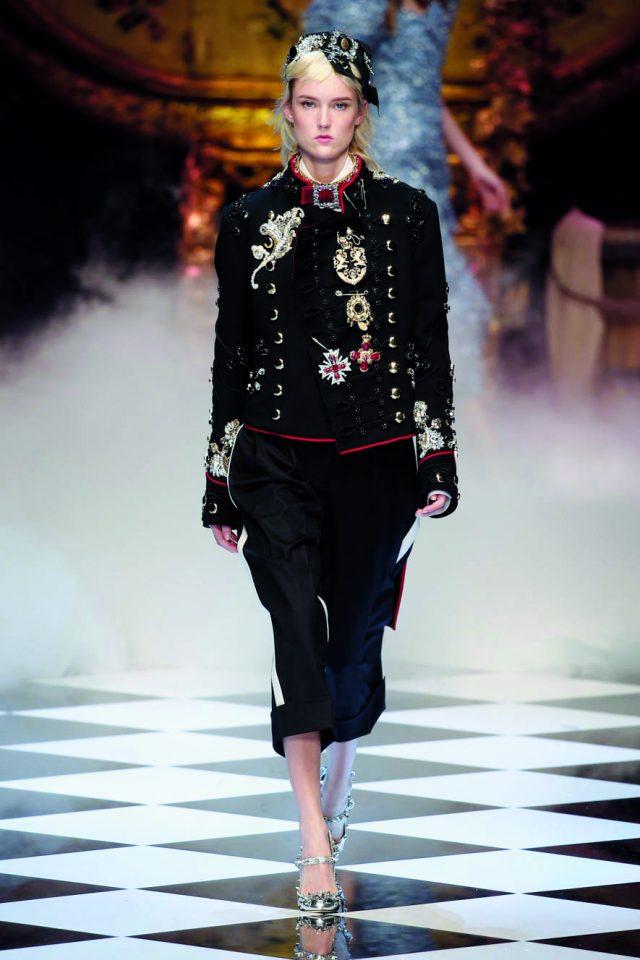 2016 F/W Dolce & Gabbana