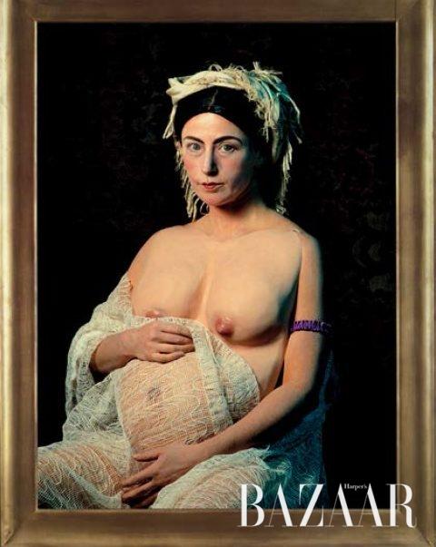신디 셔먼의 작품 'Untitled #205', 1989 (© Cindy Sherman)