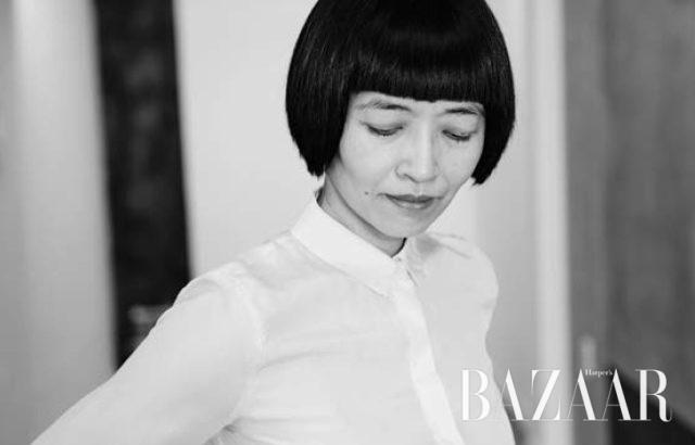 생각의 조형, 최선아 - Harper's BAZAAR Korea 2016년 11월호