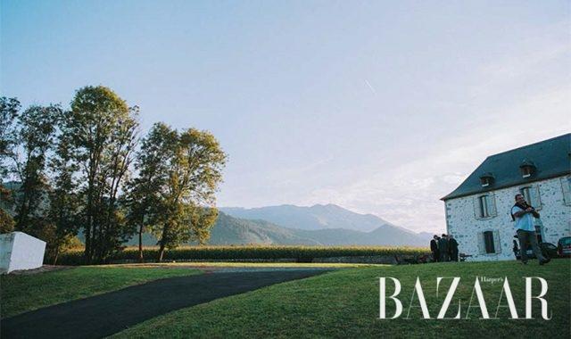 나의 프랑스식 웨딩 - Harper's BAZAAR Korea 2016년 11월호