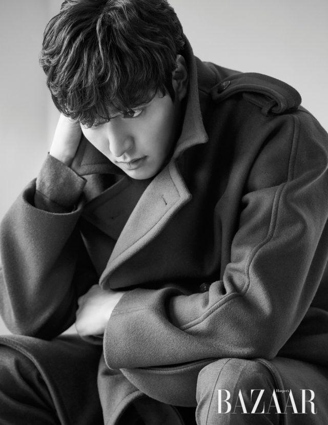 이민호 인터뷰, the Way of the Actor - Harper's BAZAAR Korea 2016년 12월