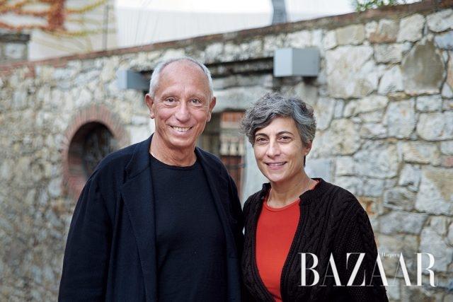 마르코 팔란티와 로렌차 세바스티