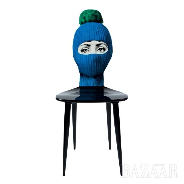 2009년 수작업으로 만들어진 의자, 'Lux Gstaad'