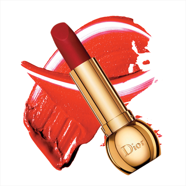 매트한 레드 컬러의 '디오리픽 립스틱 013호'는 4만6천원대로 Dior