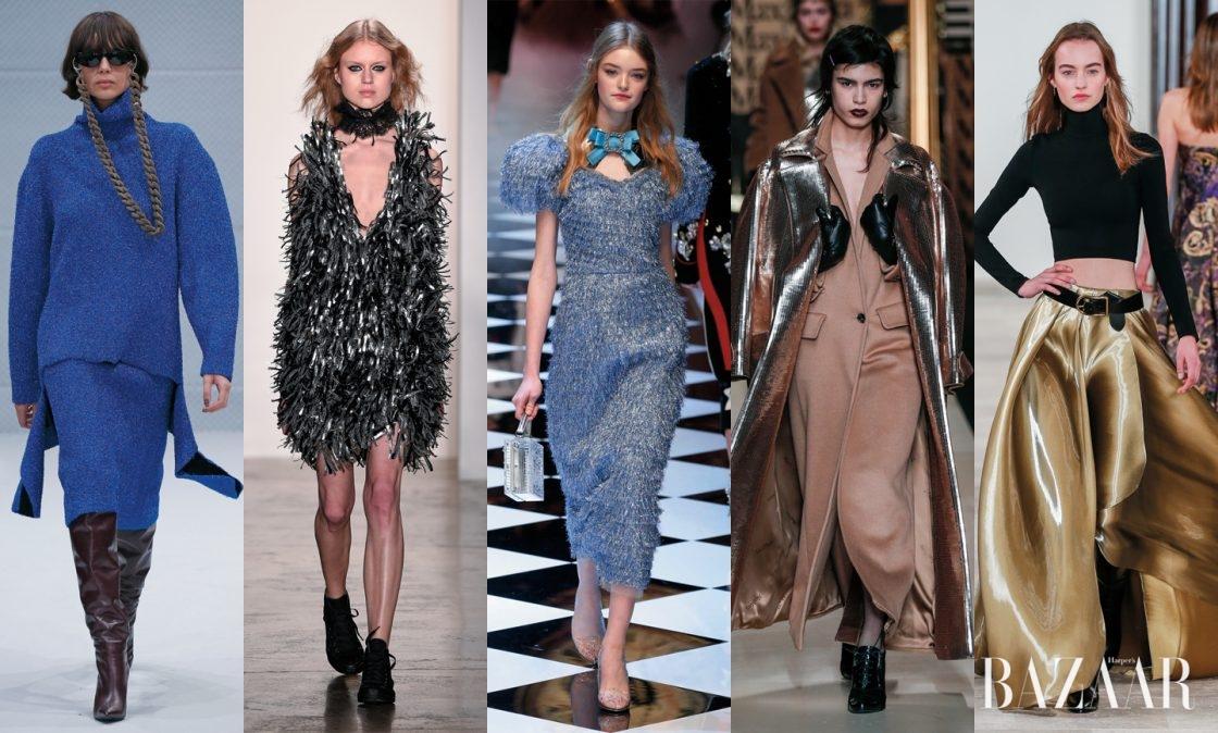 Balenciaga, Adam Selman, Dolce & Gabbana, MaxMara, Ralph Lauren