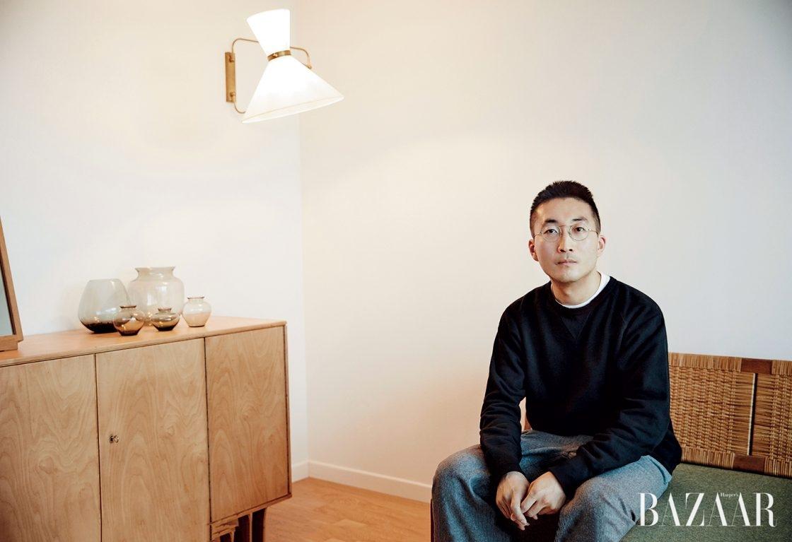그 남자의 집, 코우니스 코티 - 하퍼스 바자 Harper's BAZAAR Korea 2016년 12월호