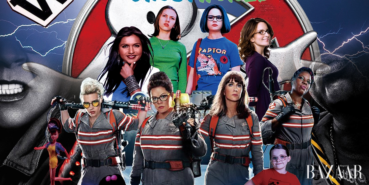 두꺼운 안경을 쓰고 SF 코믹북이나 컴퓨터에 집착하는 여자들. 여자 너드는 매력적인 존재일까? 혹은 너드인 척하는 타도의 대상일까?