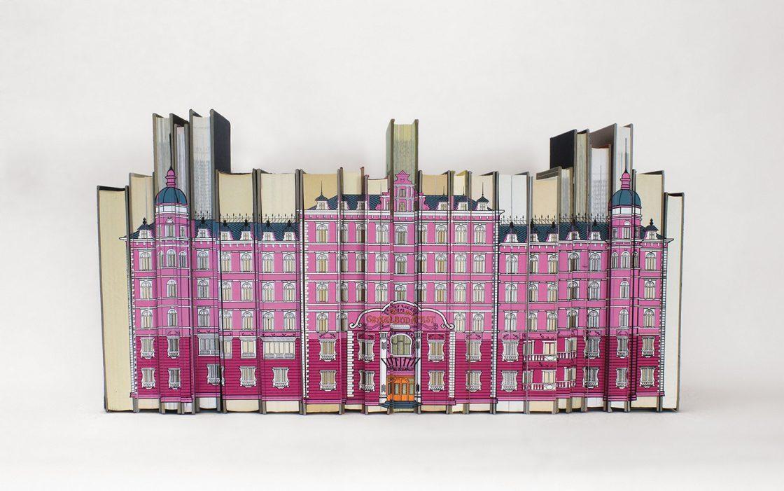 Daniel Speight 'Grand Budapest Hotel'