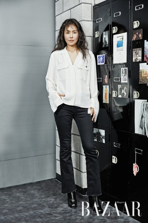 Fashion INSIDER - 하퍼스 바자 Harper's BAZAAR Korea 2017년 1월호