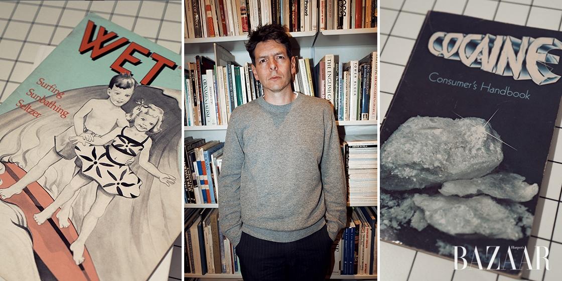 현존하는 가장 쿨한 출판사인 아이디어 북스의 대표 데이비드 오웬을 런던 소호에 위치한 스튜디오에서 만났다.