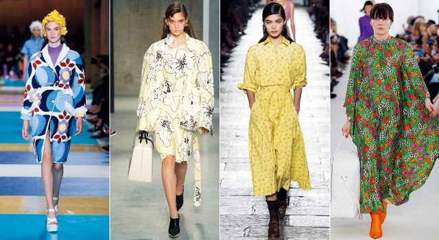 2017 S/S Miu Miu / 2017 S/S Marni / 2017 S/S Bottega Veneta / 2017 S/S Balenciaga