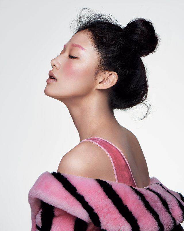 핑크의 귀환 - 하퍼스 바자 Harper's BAZAAR Korea 2017년 2월호