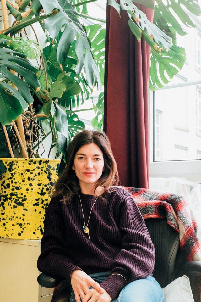 패션 예술가 집단 '사라 일렌베르거' - 하퍼스 바자 Harper's BAZAAR Korea 2017년 2월호
