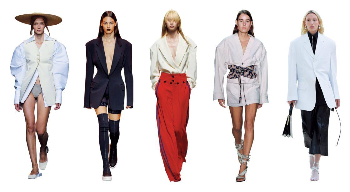 Jaquemus / DKNY / Push Button / Isabel Marant / Céline